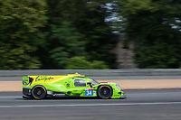 #34 Inter Europol Competition Oreca 07 - Gibson LMP2, Jakub Smiechowski, Renger Van dez Zande, Alex Brundle, 24 Hours of Le Mans , Free Practice 1, Circuit des 24 Heures, Le Mans, Pays da Loire, France