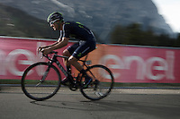 Andrey Amador (CRC/Movistar)<br /> <br /> stage 15 (iTT): Castelrotto-Alpe di Siusi 10.8km<br /> 99th Giro d'Italia 2016