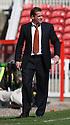 Stevenage manager Graham Westley . Swindon Town v Stevenage - npower League 1 -  County Ground, Swindon - 20th April, 2013. © Kevin Coleman 2013..