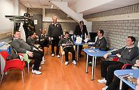 17-12-11, Netherlands, Rotterdam, Topsportcentrum, Scheidsrechtershonk