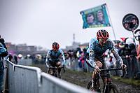 Michael Vanthourenhout (BEL)<br /> <br /> Men's Elite race<br /> UCI 2020 Cyclocross World Championships<br /> Dübendorf / Switzerland<br /> <br /> ©kramon
