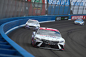 2017 Monster Energy NASCAR Cup Series<br /> Auto Club 400<br /> Auto Club Speedway, Fontana, CA USA<br /> Sunday 26 March 2017<br /> Denny Hamlin, Toyota Sport Clips Toyota Camry<br /> World Copyright: Barry Cantrell/LAT Images<br /> ref: Digital Image 17FON1bc4176