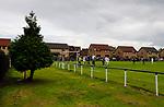 Burntisland Shipyard 0 Colville Park 7, 12/08/2017. The Recreation Ground, Scottish Cup First Preliminary Round. Burntisland take a corner. Photo by Paul Thompson.