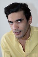 Photograph of Yair Ben Dor by Meg Goldman
