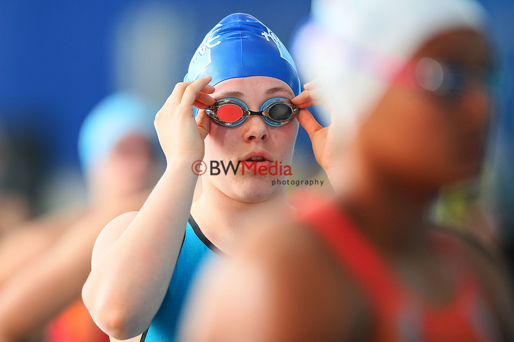 Swimming New Zealand National Short Course Championships, National Aquatic Centre, New Zealand, Saturday 6th October 2018. Photo: Simon Watts/www.bwmedia.co.nz