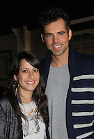 11-14-10 GH Kimberly McCullough & Jason Thompson - Uncle Vinnie's