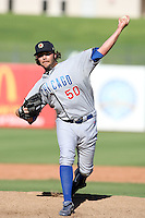 James Russell - Mesa Solar Sox, 2009 Arizona Fall League.Photo by:  Bill Mitchell/Four Seam Images..