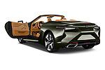 Car images of 2021 Lexus LC 500-Base 2 Door Convertible Doors