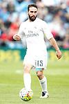 Real Madrid's Daniel Carvajal during La Liga match. April 16,2016. (ALTERPHOTOS/Acero)