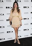 Rachel Bilson at MOCA's Annual Gala -The Artists Museum Happening held at MOCA in Los Angeles, California on November 13,2010                                                                               © 2010 Hollywood Press Agency