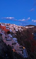 Santorini, Greece The colors and moods of Santorini Island, Greece