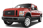 Ford F-250 FX4 Super Duty Crew Cab Truck 2008