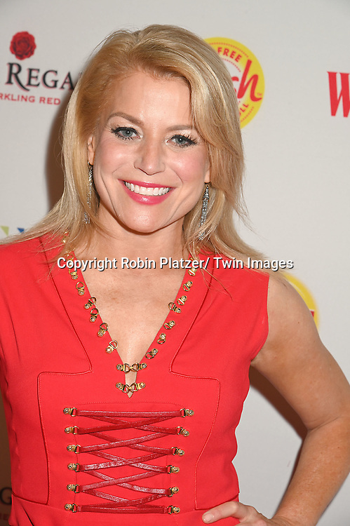 Susan Hendricks, of CNN and HLN, attends Woman's Day Red Dress Awards on February 4, 2020 at Appel Room at Jazz at Lincoln Center in New York, New York, USA.  <br /> <br /> photo by Robin Platzer/Twin Images<br />  <br /> phone number 212-935-0770