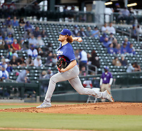 Dustin May - Los Angeles Dodgers 2021 spring training (Bill Mitchell)