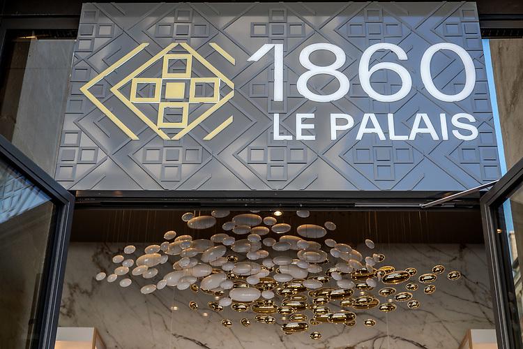 Brasserie 1860 Le Palais - Palais de la Bourse - CCIAMP - Marseille