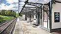Birkhill Railway Station