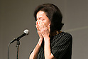 Actress Atsuko Takahata apologizes for son
