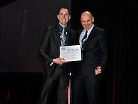 Montreal, CANADA, March 24, 2015 .<br /> <br /> Aerospatiale HEMMINGFORD aerospace awarded <br />  at STIQ Gala