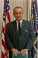 Lyndon B. Johnson. Jan. 9, 1969.<br /> <br /> Credit: LBJ Library Photo by Yoichi R. Okamoto