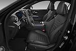 Front seat view of 2022 Mercedes Benz C-Class AMG-Line 4 Door Sedan Front Seat  car photos