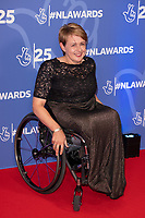 LONDON, UK. October 15, 2019: Dame Tanni Grey Thompson at the National Lottery Awards 2019, London.<br /> Picture: Steve Vas/Featureflash