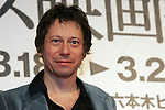 March 18, 2010 - Tokyo, Japan - Actor Mathieu Amalric attends the French Film Festival 2010 Opening Ceremony at Roppongi Hills on March 18, 2010 in Tokyo, Japan. (Laurent Benchana/Nippon News)