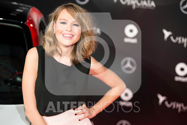 Esmeralda Moya attends to the party organized by Mercedes - Benz and Ushuaia Ibiza to the presentation of new Smart Fortwo Ushuaia Limited Edition 2016 at the Palacio de Cibeles in Madrid. March 10, 2016. (ALTERPHOTOS/BorjaB.Hojas) attends to the party organized by Mercedes - Benz and Ushuaia Ibiza to the presentation of new Smart Fortwo Ushuaia Limited Edition 2016 at the Palacio de Cibeles in Madrid. March 10, 2016. (ALTERPHOTOS/BorjaB.Hojas)