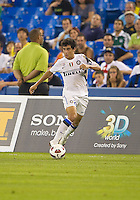 August 03 2010 Inter Milan FC player Philippe Coutinho No. 29 in action during an international friendly between Inter Milan FC and Panathinaikos FC at the Rogers Centre in Toronto..Final score was 3-2 for Panathinaikos FC.