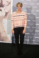 Tania Llasera poses for the photographers during TOUS presentation in Madrid, Spain. January 21, 2015. (ALTERPHOTOS/Victor Blanco) /NortePhoto<br /> NortePhoto.com