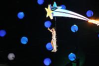 Halbzeitshow des Super Bowl XLIX mit Katy Perry und Missy Elliott - Super Bowl XLIX, Seattle Seahawks vs. New England Patriots, University of Phoenix Stadium, Phoenix