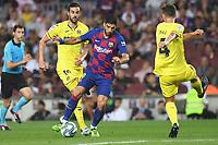 Luis Suarez, Iborra, Pau<br /> 21/01/2016 <br /> Barcelona - Villarreal <br /> Calcio La Liga 2019/2020 <br /> Photo Paco Largo Panoramic/insidefoto <br /> ITALY ONLY