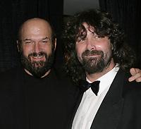 Jesse Ventura Mick Foley, 2004, Photo By John Barrett/PHOTOlink