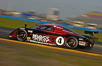 .#4 Howard-Boss Motorsports Pontiac/Crawford