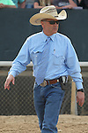 April 10, 2015: #5 Gold Medal Dancer trainer Donnie K Von Hemel before the running of the Apple Blossom Handicap at Oaklawn Park in Hot Springs, AR. Justin Manning/ESW/CSM