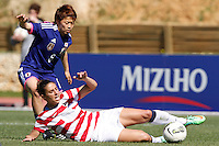 USWNT vs. Japan Algarve Cup, Wednesday, March 5, 2014