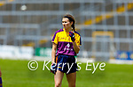 Ciara O'Reardon of Clonard Volunteers LGFA who lined out for Wexford against Kerry in the LGFA National foorball league