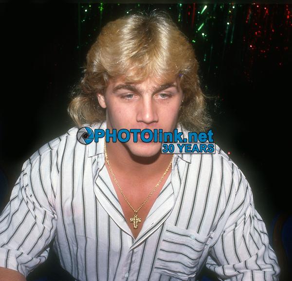 Shawn Michaels 1987, Photo By John Barrett/PHOTOlink