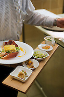 "Europe/France/Midi-Pyrénées/81/Tarn/Albi: Service au Restaurant  "" l'Epicurien "" de  Rikard Hult"