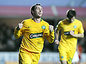 21/12/2008  Copyright Pic: James Stewart.File Name : sct_jspa16_falkirk_v_celtic.SCOTT MCDONALD CELEBRATES AFTER HE SCORES CELTIC'S THIRD.James Stewart Photo Agency 19 Carronlea Drive, Falkirk. FK2 8DN      Vat Reg No. 607 6932 25.Studio      : +44 (0)1324 611191 .Mobile      : +44 (0)7721 416997.E-mail  :  jim@jspa.co.uk.If you require further information then contact Jim Stewart on any of the numbers above.........