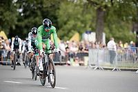 Peter Sagan (SVK/Bora-Hansgrohe) after finishing the TTT<br /> <br /> Stage 2 (TTT): Brussels to Brussels(BEL/28km) <br /> 106th Tour de France 2019 (2.UWT)<br /> <br /> ©kramon