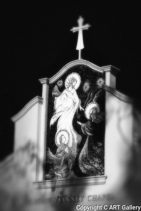 Chapel on Balboa Island, CA.