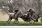 HOT SPRINGS, AR - JANUARY 15: Scenery before the Smarty Jones at Oaklawn Park on January 15, 2018 in Hot Springs, Arkansas. (Photo by Justin Manning/Eclipse Sportswire/Getty Images)
