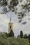 Russian Orthodox Church of the Ascension on the Mount of Olives