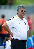 Lee Horton.  The D.C. United Women defeated the Charlotte Lady Eagles, 3-0, to win the W-League Eastern Conference Championship.