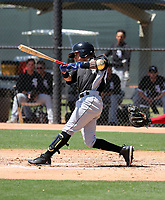Harold Diaz - Chicago White Sox 2019 extended spring training (Bill Mitchell)