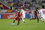 Qatar vs China PR during the AFC U23 Championship Qatar 2016 Group A match on January 12, 2016 at the Abdullah Bin Khalifa Stadium in Doha, Qatar. Photo by Fadi Al Assaad / Lagardère Sports