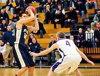 Bronson Koenig University of Wisconsin Badgers basketball recruit