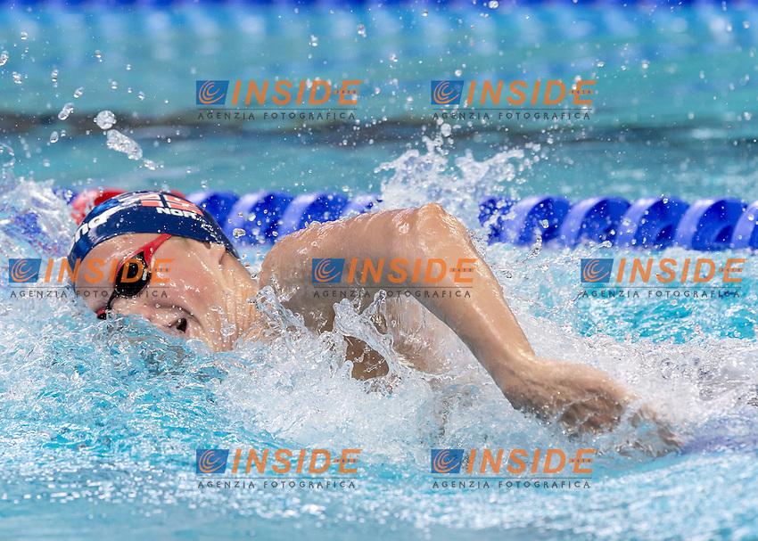 CHRISTIANSEN Henrik NOR<br /> Swimming Nuoto Kazan Arena<br /> Day10 02/08/2015 Morning Heats<br /> XVI FINA World Championships Aquatics Swimming<br /> Kazan Tatarstan RUS July 24 - Aug. 9 2015 <br /> Photo G.Scala/Deepbluemedia/Insidefoto