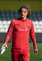Ewoud Pletinckx pictured before a friendly soccer game between KVC Westerlo and Belgium U21 on Tuesday 30 th of March 2021  in Westerlo Youth Complex , Westerlo Belgium . PHOTO SPORTPIX.BE | SPP | SEVIL OKTEM