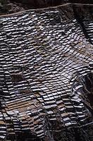 Amérique/Amérique du Sud/Pérou/Moray : Les salines de Maras
